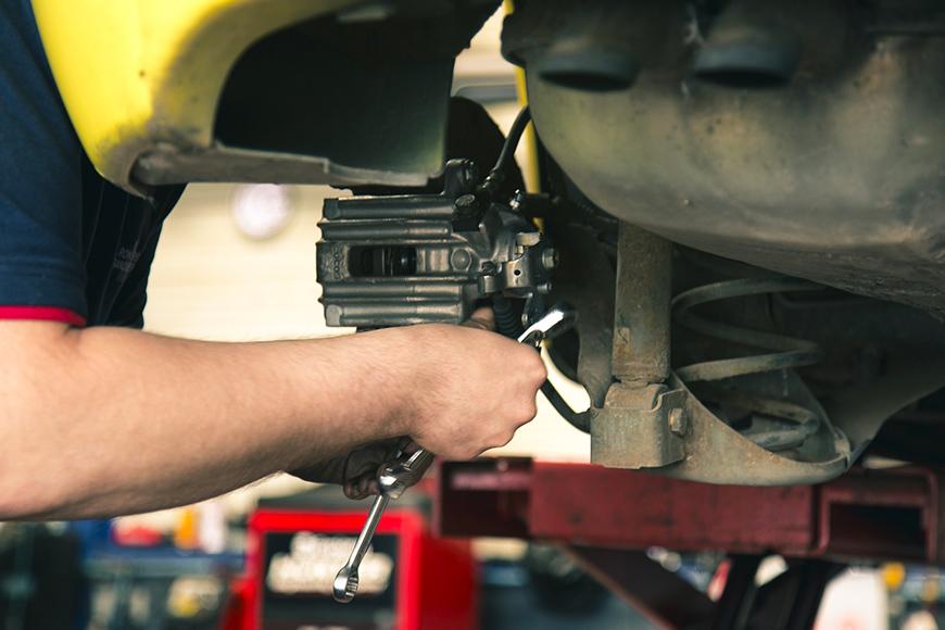 Manutenzione auto non in garanzia